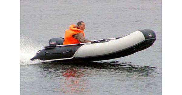 лодка баджер wave line