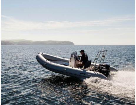 моторная лодка аллигатор 500