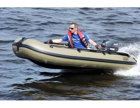 надувная лодка duck line 340