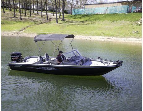 лодка алюминиевая crestliner