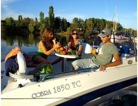 пластиковые лодки cobra